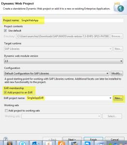 SAP PI – Build and Deploy EAR on SAP NWDS – Jaehoo Weblog