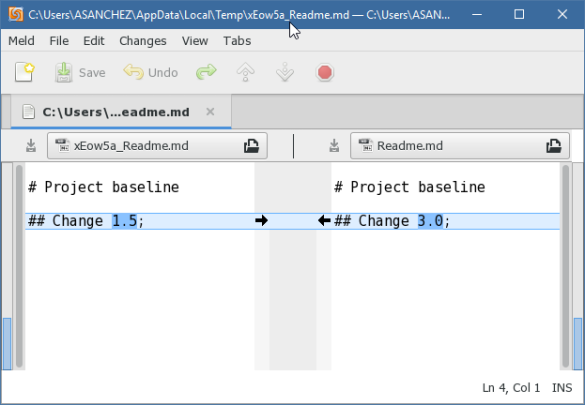 Source Tree resolve conflicts with an external tool – Jaehoo